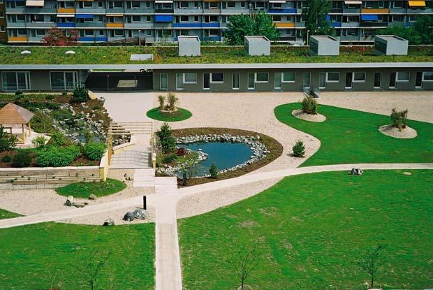 Architektur Projekte Teehaus In Karlsruhe Kawamura Kazuhisa